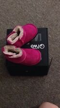 Baby Girl Emu Ugg Boots Clyde Casey Area Preview