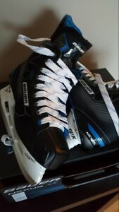 BAUER NEXUS  ELEVATE SIZE 9.5 D.  AMAZING DEAL. BRAND NEW