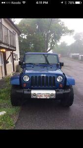 2009 Jeep Wrangler Sahara Unlimited