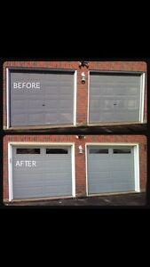 SAVE ON GARAGE DOORS Cambridge Kitchener Area image 5