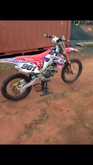 2010 CRF 450r Charleville Murweh Area Preview