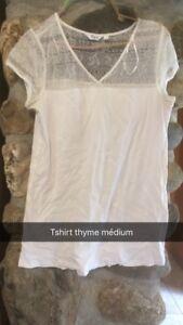 T shirt maternité