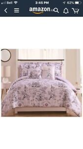 New style Paris 4piece comforter design