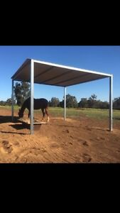 Horse shelters Gidgegannup Swan Area Preview