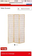Oriental style room divider Leederville Vincent Area Preview
