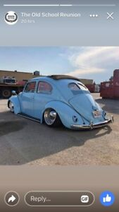 Wanted classic beetle for resto mod