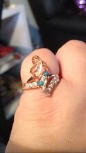 Beautiful 21 Caret Woman gold ring never use it Calamvale Brisbane South West Preview