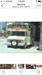 1980 Chevy motor home