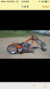 Trade 2004 Custom Built Chopper S&S Evo
