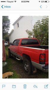2001 Dodge Ram 1500 As is