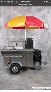 Willy  dogs cart $5,500