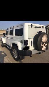 2014 Jeep Wrangler Sahara Unlimited...EXTENDED WARRANTY!