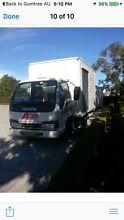 Isuzu truck plus job Hoxton Park Liverpool Area Preview