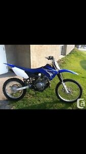 2009 ttr125l with papers