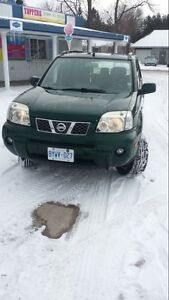 NISSAN X-TRAIL SE 2005 $1,000 MINT CONDITION