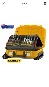 Stanley FatMax Tool Chests with Trolley Technician Case FMST1-72383 Minchinbury Blacktown Area Preview