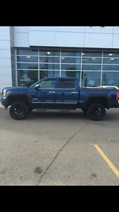 "2015 GMC SIERRA All Terrain 6"" Lift 59000 OBO"