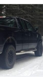 2004 Lifted F-150