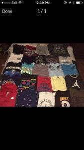 brand name youth/men's clothing lot