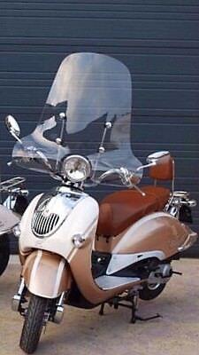 Roller Windschild Windschutzscheibe Retroroller Motorroller Scooter ZNEN China