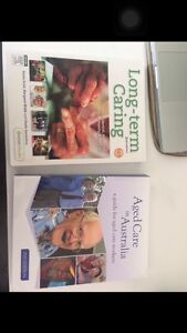 AGED CARE CERT 3 TEXTBOOKS NEW Mount Pleasant Barossa Area Preview