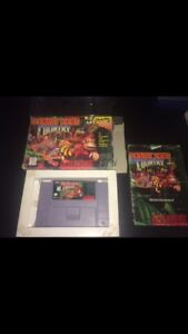 SNES BOXED DONKY KONG 1