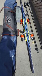 Atomic Skis  skiis with bindings & boots & Accessories .