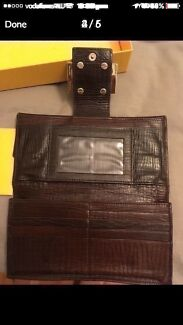 FENDI WALLET - AUTHENTIC