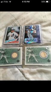 MONTREAL EXPOS LOT