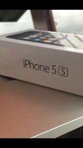 IPHONE 5s 16gb VIDEOTRON NEW SEALED NEUF SCELLE(MONTREAL)