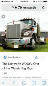 Wanted Kenworth parts