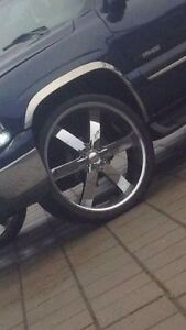 """26"""" For chevy Tahoe"""