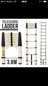 Handy Telescopic 3.8m ladder Innaloo Stirling Area Preview