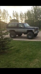 1990 GMC K5 JIMMY 4x4