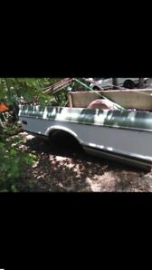 Southern 67-72 Chevy 8' bed
