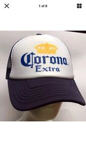 Corona Extra Trucker SnapBack Cap Merchandise collectables Soldiers Hill Ballarat City Preview