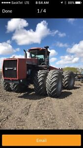 4WD Tractor Wanted