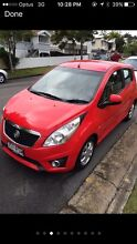 Holden Barina spark Ascot Brisbane North East Preview