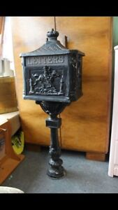 Antique Mailbox$155
