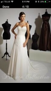 XL Gr 24! Neuve! Brand new wedding dress