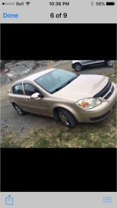 For sale 2007 Chevy cobalt