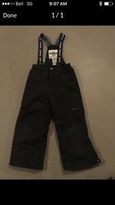 Osk kosh snow pants size 6