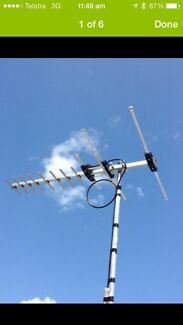 Antenna installation and repairs  Granville Parramatta Area Preview