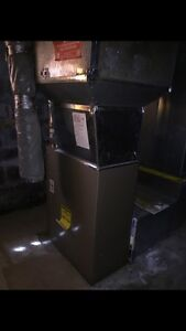 Bryant Plus 80v two stage gas furnace