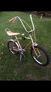 Looking for Vintage Muscle Bikes