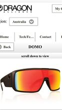 NEW DRAGON DOMO SUNGLASSES Prospect Blacktown Area Preview
