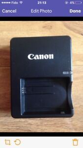 Canon Battery Charger LC-E5