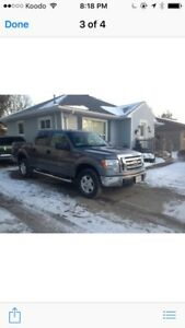 2011 Ford F-150 XLT Pickup Truck with Tow Package