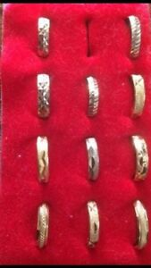 Costume Rings (Various Small Sizes)