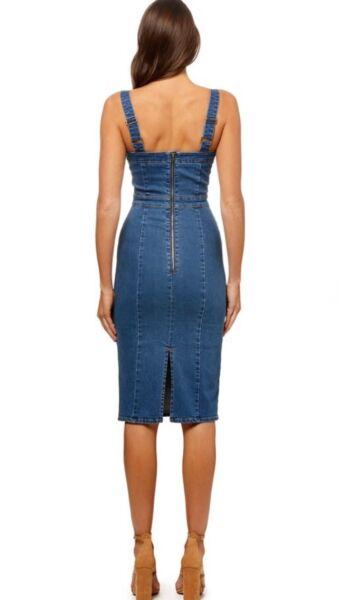 9f3683e6e9 Kookai Casella Dress Size 36